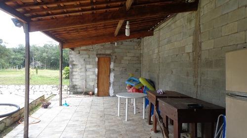 ótima chácara no balneário gaivota, em itanhaém - ref 4625