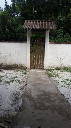 ótima chácara no jardim bopiranga, em itanhaém - ref 4292