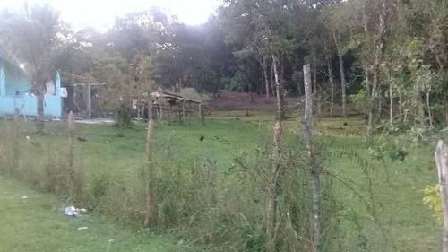 ótima chácara no jardim são fernando, em itanhaém - 4105