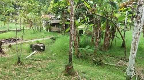 ótima chácara no jardim são fernando, em itanhaém - ref 2578