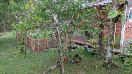 ótima chácara no jardim são fernando, em itanhaém - ref 3967