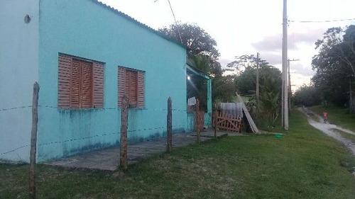 ótima chácara no jardim são fernando, em itanhaém - ref 4105