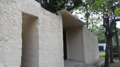 ótima chácara no jardim umuarama, em itanhaém - ref ca-416