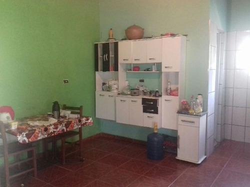 ótima chácara no parque real, em itanhaém - ref 3500