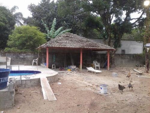ótima chácara no parque vergara, em itanhaém - ref 3375