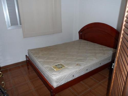 ótima cobertura 2 dormitórios - praia do tombo - guarujá - co0082
