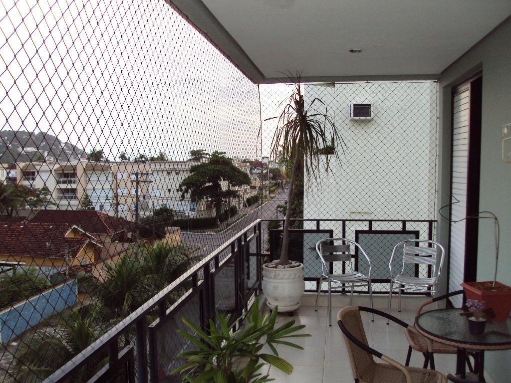 ótima cobertura 3 dormitórios - vende ou aluga - enseada - guarujá - co0099