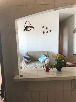 ótima edícula com 2 quartos no lado praia, itanhaém-sp!!