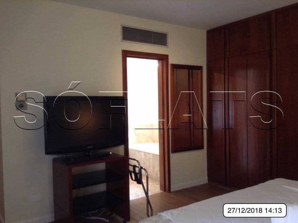 ótima localização, excelente flat, 02 dorms, venha conferir - sf27689