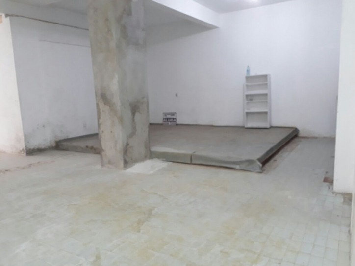ótima localização salão 150 m² - santa maria - 1262