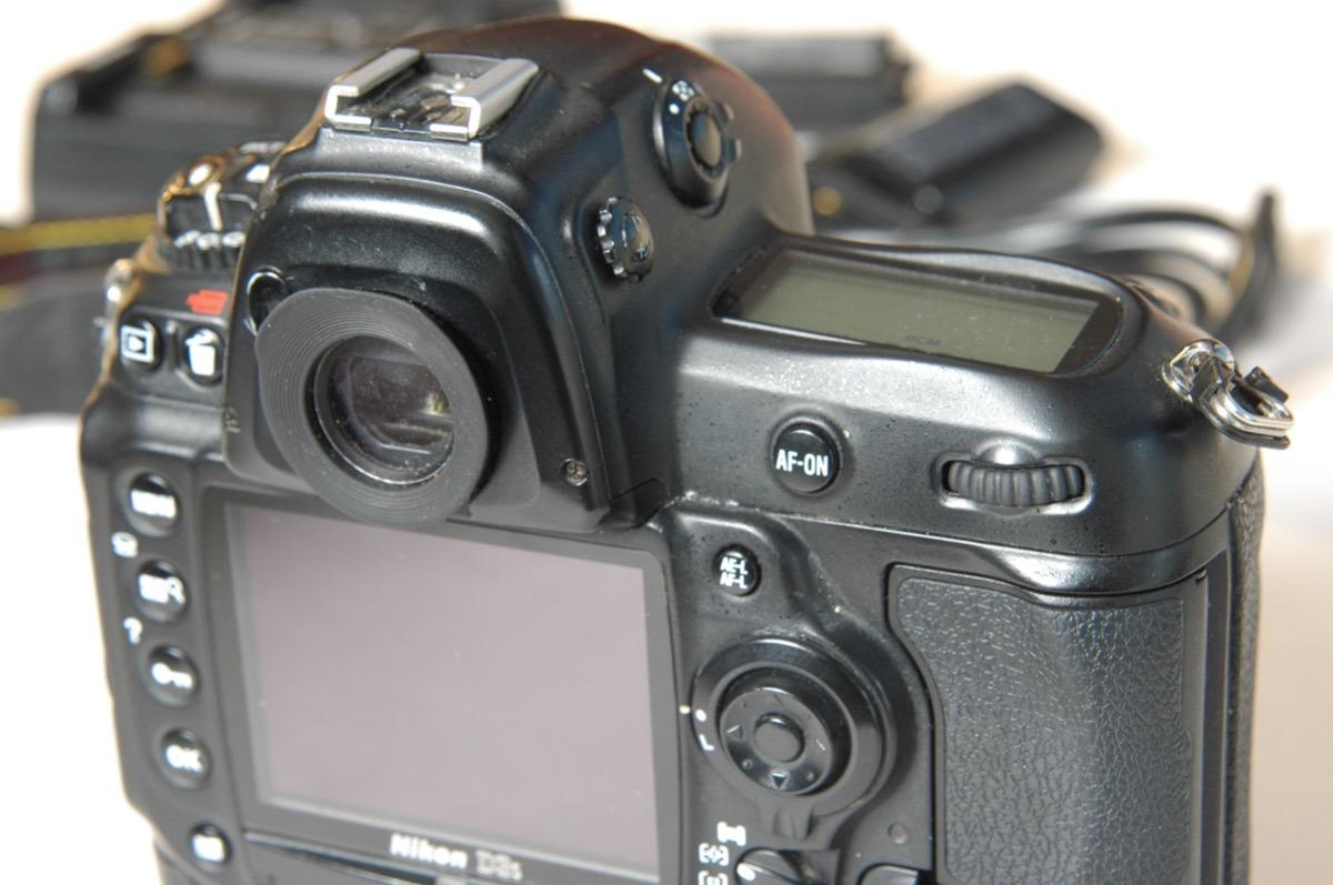Otima Nikon D3s Barato! Aproveite Parecida Com D4 D4s D5 D3