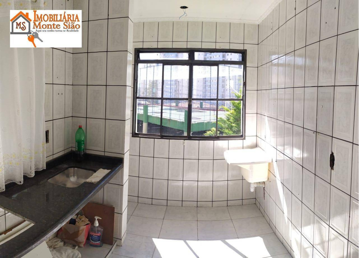 ótima oportunidade apartamento com 2 dormitórios à venda, 54 m² por r$ 185.000 - jardim flor da montanha - guarulhos/sp - ap1794