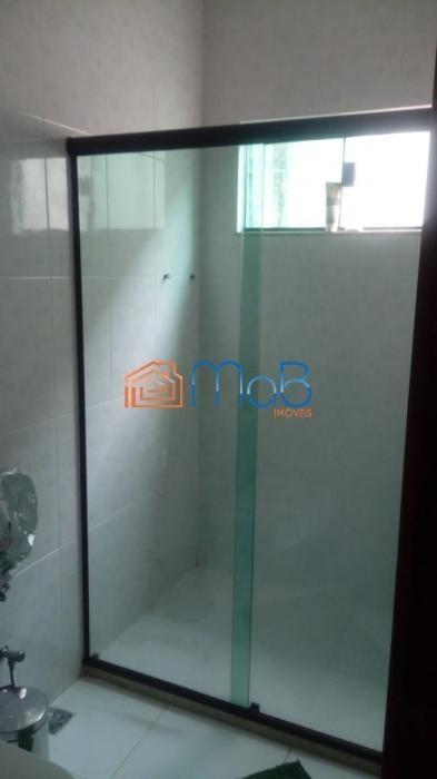 ótima oportunidade! casa linear 4qts com piscina no vale dos cristais - ca071
