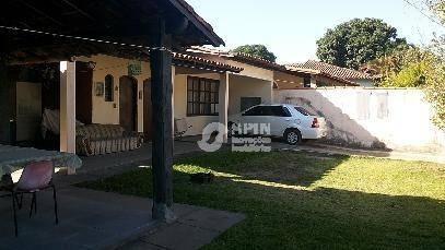 ótima residência em centro de terreno, local próximo a todo comércio e transportes, - ca0178