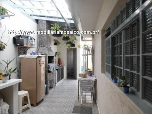 ótima residência, estuda permuta com apartamento - 97087 - 4492628