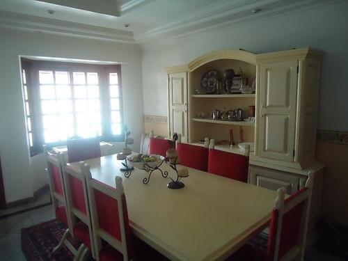 ótima residência isolada, com 4 suítes. telma 3506