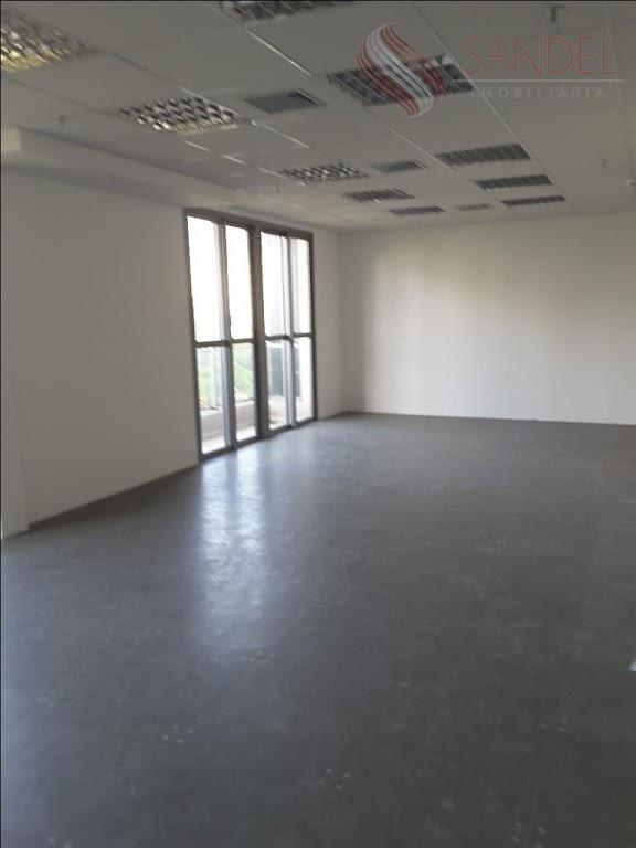 ótima sala comercial no brooklin com 70m², 2 salas, 2 banheiro e 2 vagas de garagem (s) - sa0036