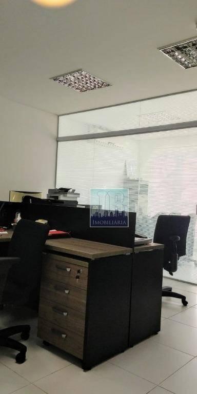 ótima sala, no alpha square, torre-2 the city, pronta para receber seu escritório - sa0034