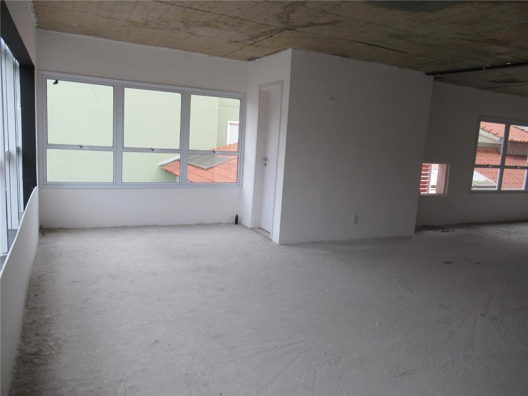 ótima sala à venda, 74,65 m² - vila dora - santo andré  - 81111