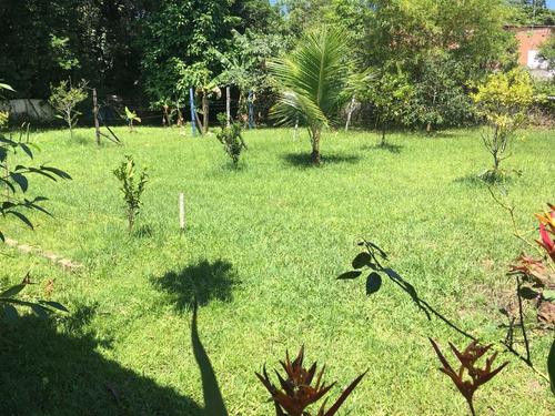 ótima terreno em região de chácaras, com área total de 280 m