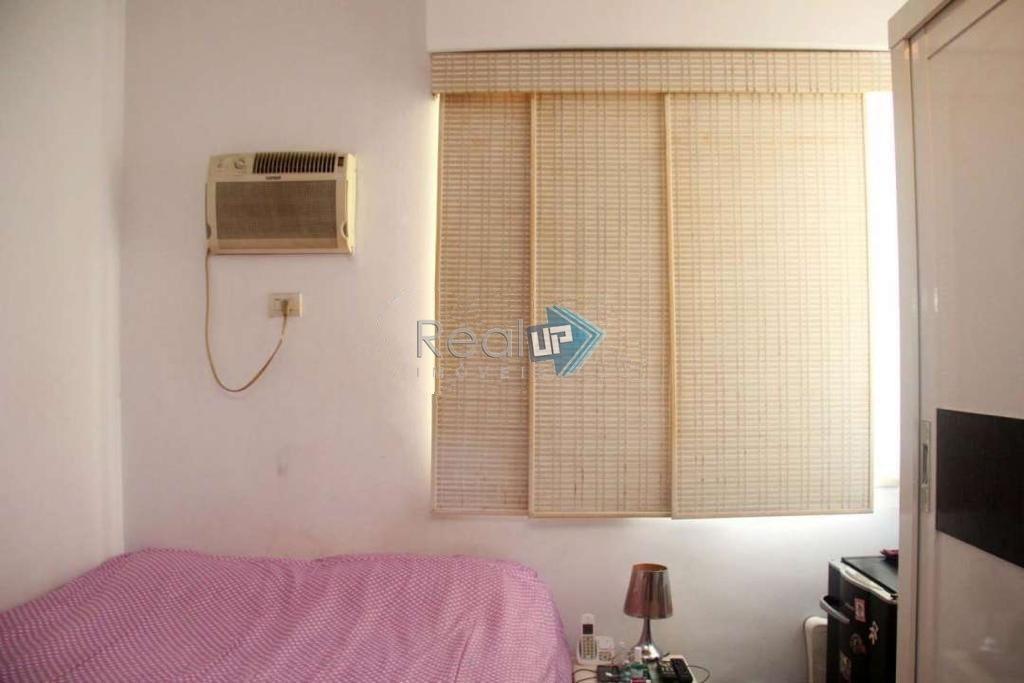 ótimo 3 quartos com vaga e vista lagoa! - 4903