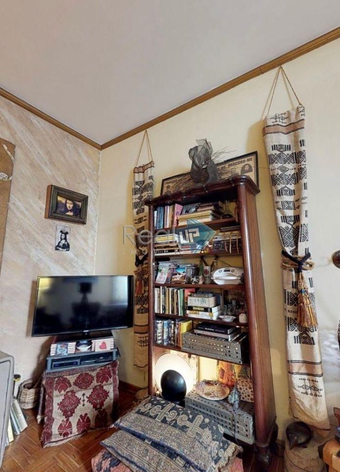 ótimo 3 quartos com vaga em botafogo! - 18243