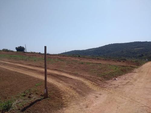 otimo acesso ate o local terrenos planos e demarcados j