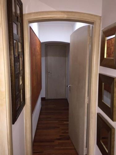 ótimo ap 213 m² úteis reformado 3 vagas de garagem - 345-im41599
