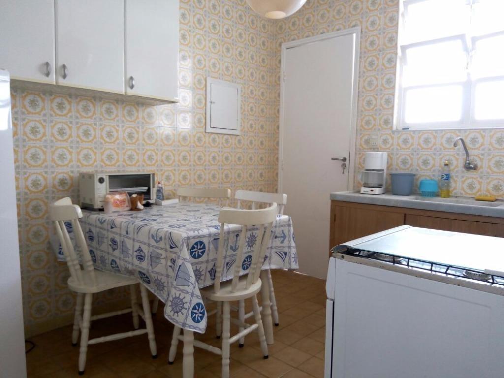 ótimo apartamento 1 dormitório com lazer - locação anual - tombo - guarujá - ap1281