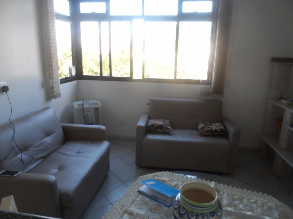 ótimo apartamento 1 dormitório com lazer  - tombo - guarujá - ap0999