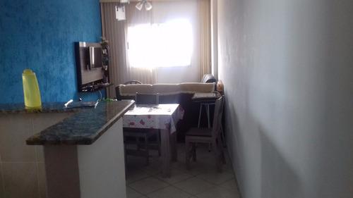 ótimo apartamento 1 dormitório frente para o mar só 165 mil