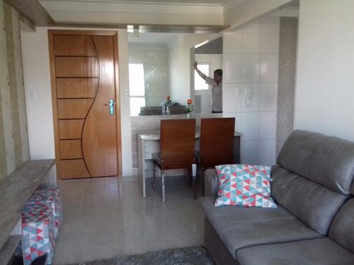 ótimo apartamento 2 dormitórios 1 suíte financi direto s/ bu