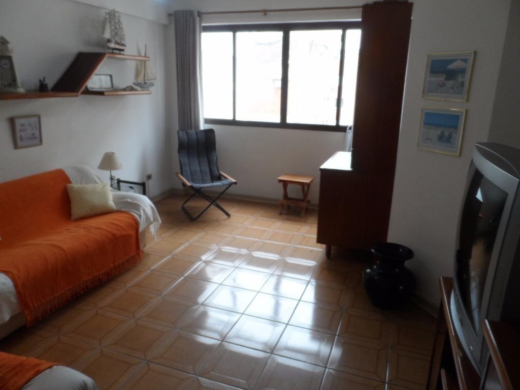 ótimo apartamento 2 dormitórios - astúrias - guarujá - ap1067