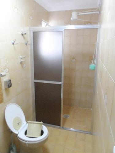 ótimo apartamento 2 dormitórios - astúrias - guarujá - ap1081