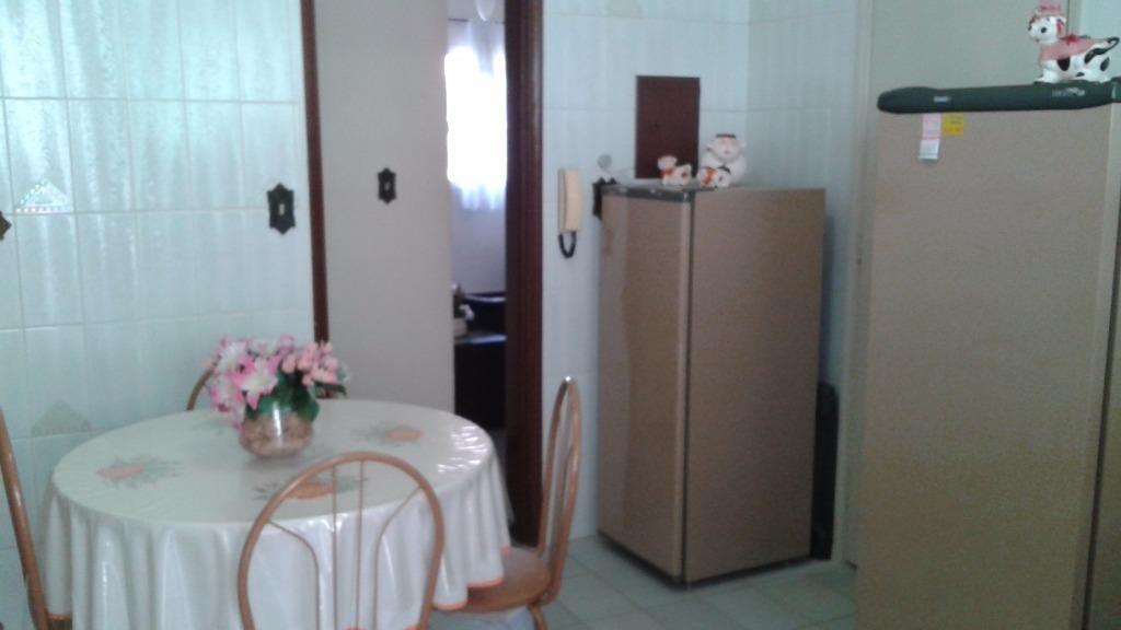 ótimo apartamento  2 dormitórios - astúrias - guarujá - ap1206