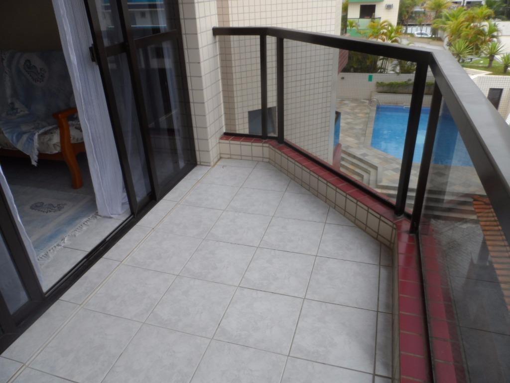 ótimo apartamento 2 dormitórios com lazer - astúrias - guarujá - ap1289