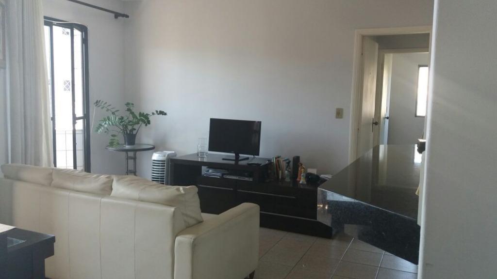 ótimo apartamento 2 dormitórios com lazer completo - tombo - guarujá - ap1354