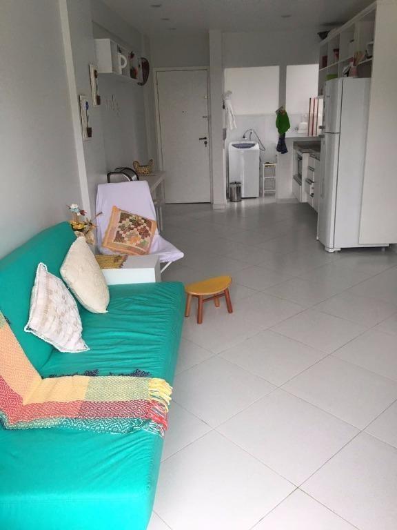 ótimo apartamento 2 dormitórios com lazer - tombo - guarujá - ap1177