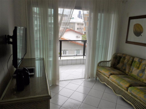 ótimo apartamento 2 dormitórios com sacada - tombo - guarujá - ap1262