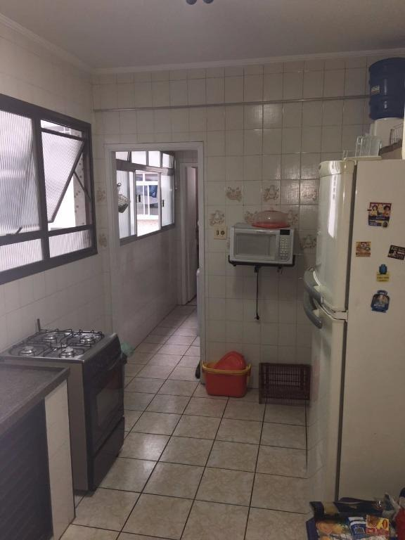 ótimo apartamento 2 dormitórios mais 3º reversível - astúrias - guarujá - ap1223