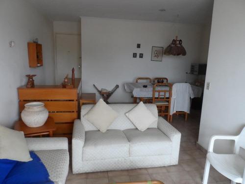 ótimo apartamento 2 dormitórios - pitangueiras - guarujá - ap1097
