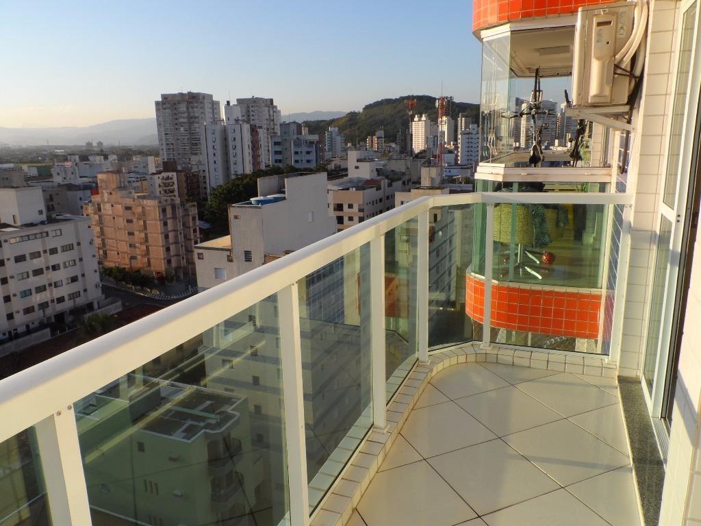 ótimo apartamento 2 dormitórios, sendo 1 suíte, com laze - tombo - guarujá - ap1014