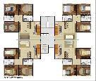 ótimo apartamento 2 quartos - 362