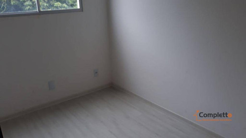 ótimo apartamento, 2 quartos na taquara - ap0060