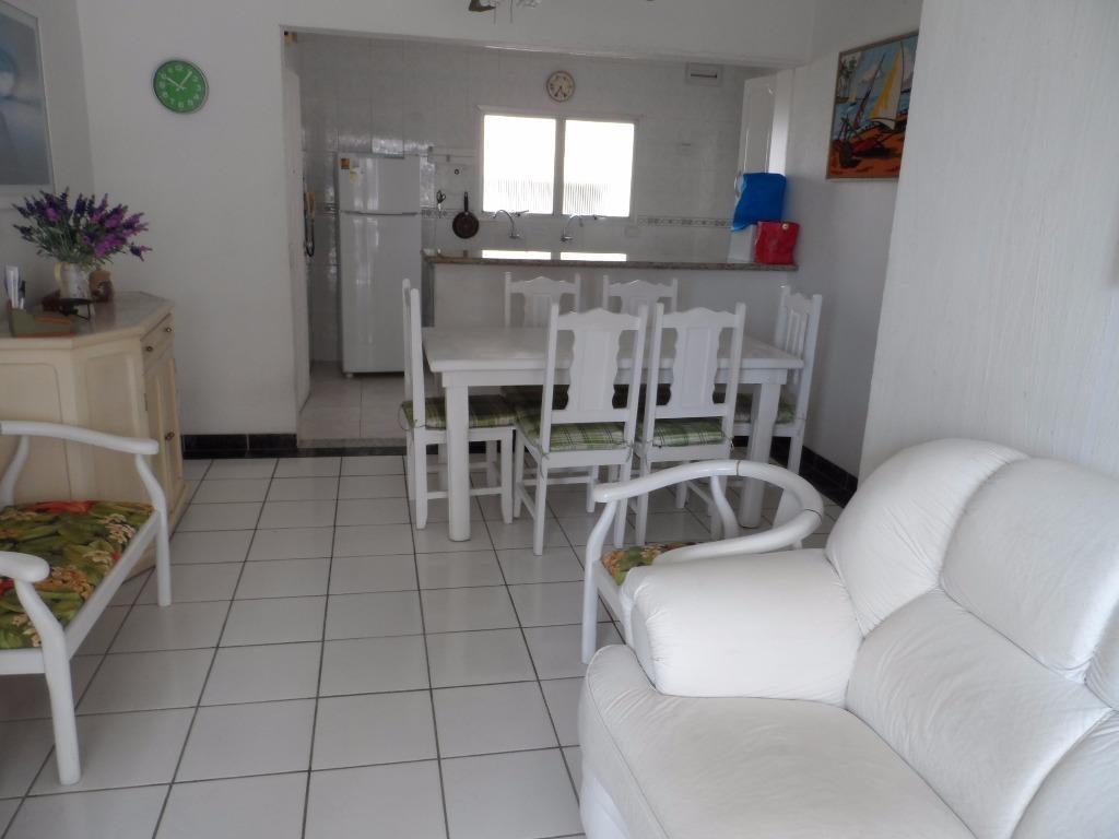 ótimo apartamento 3 dormitórios - astúrias - guarujá - ap0986