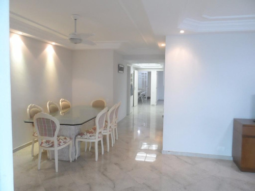 ótimo apartamento 3 dormitórios frente ao mar com lazer - astúrias - guarujá - ap1255