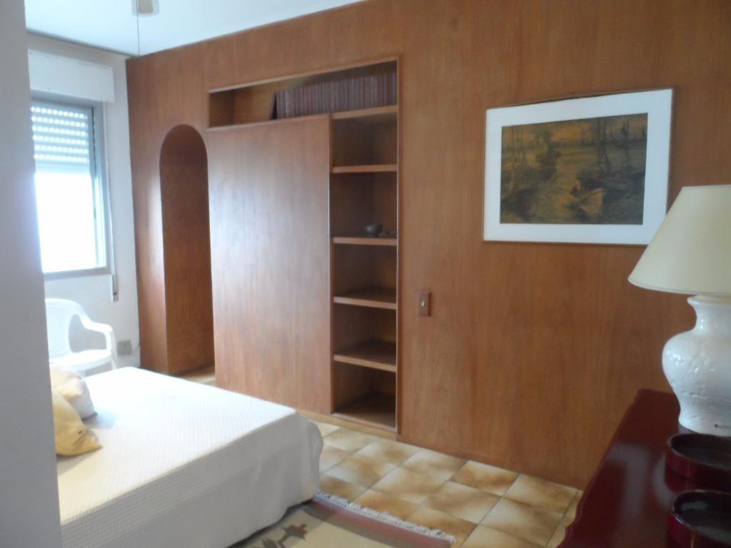 ótimo apartamento 3 dormitórios frente ao mar com lazer - astúrias - guarujá - ap1256