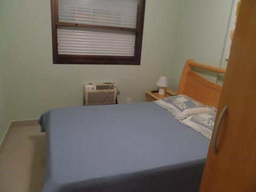 ótimo apartamento 3 dormitórios reformado - astúrias - guarujá - ap1189