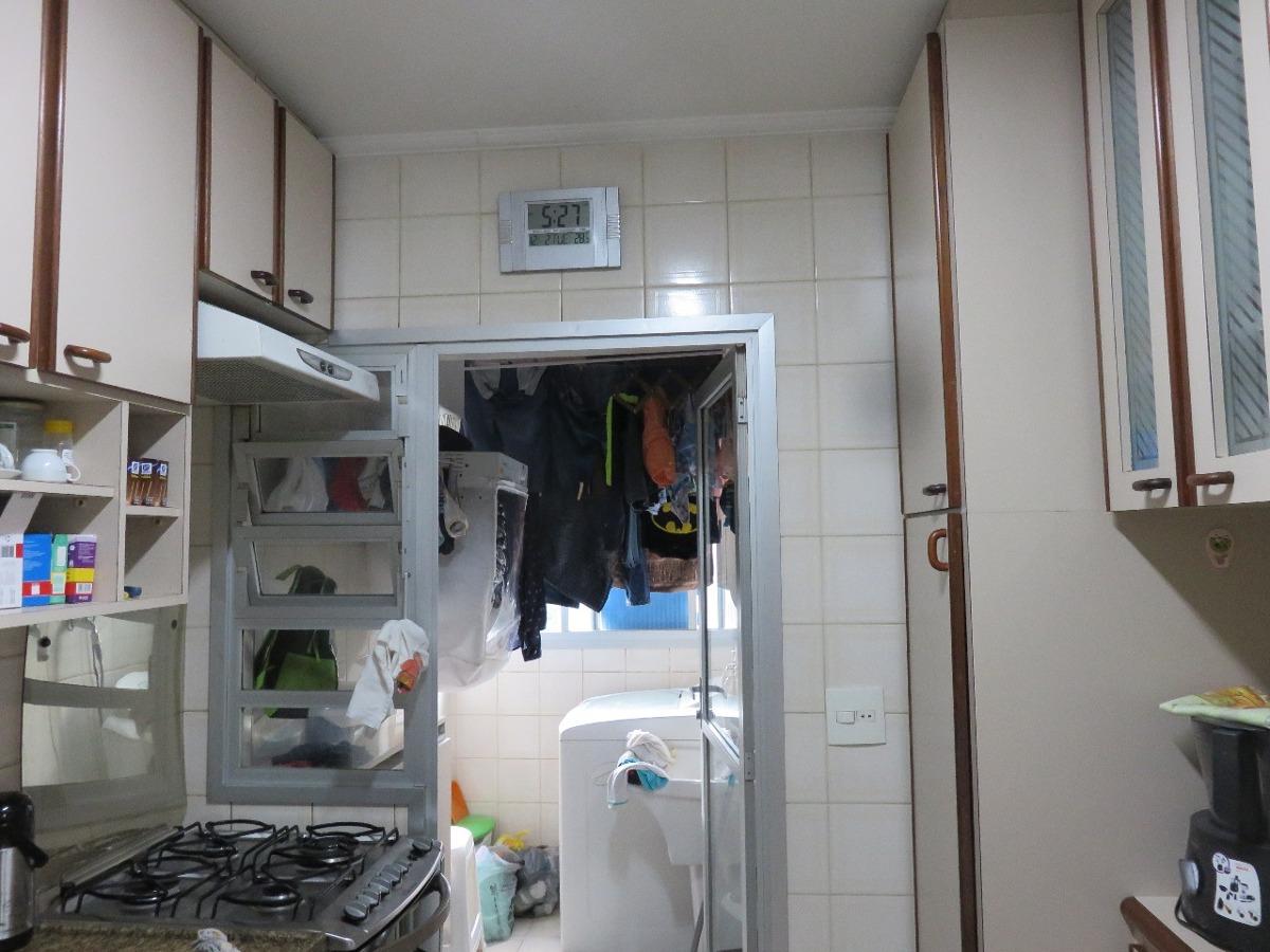 ótimo apartamento c/ 2 dormitórios c/armários. ref 80454