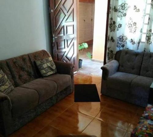 ótimo apartamento cdhu na cesp, em itanhaém - ref 4621